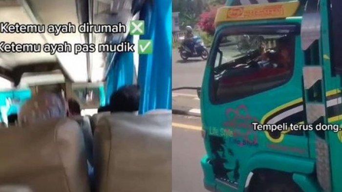 Cerita Yulian Esa Tak SengajaBertemu dengan Ayahnya saat Perjalanan Mudik, Busnya Sampai Dikawal