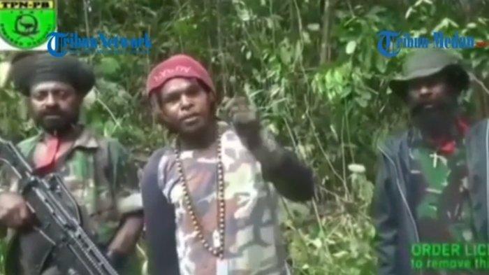 Kirim Pasukan Setan ke Papua, KKB Malah Tantang Pasukan Apapun Tetap Kita Layani, Ini Videonya