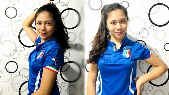 Wanita Cantik Tasya Liando Akui Inggris Lawan Berat, Tapi Italia Yang Akan Jadi Jawara EURO 2020