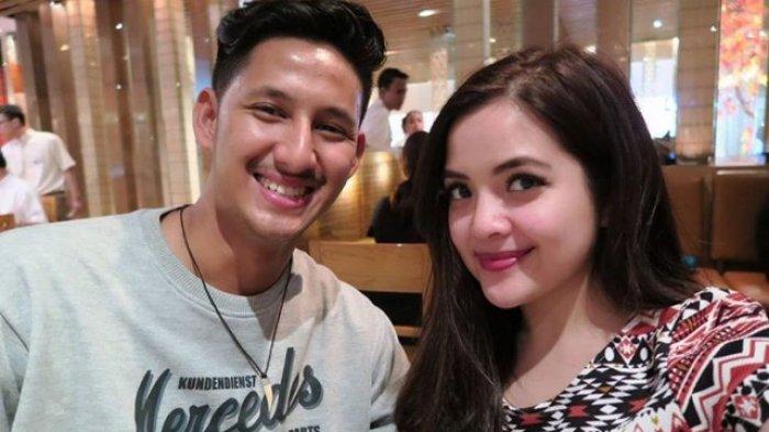 Tasya Kamila dan pacarnya