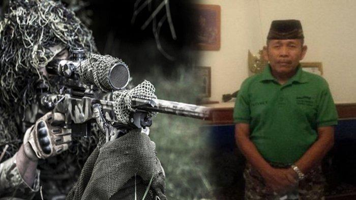 Tatang Koswara Sniper Terbaik Dunia Asal Indonesia 25 Tahun Bungkam Soal Misi Rahasia di Timor Timur