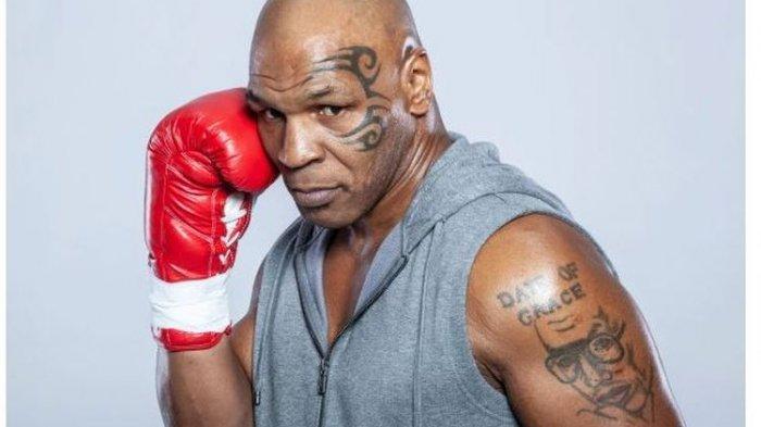 Sosok Mike Tyson Legenda Tinju Dunia yang Akan Lawan Roy Jones Jr Minggu Siang ini