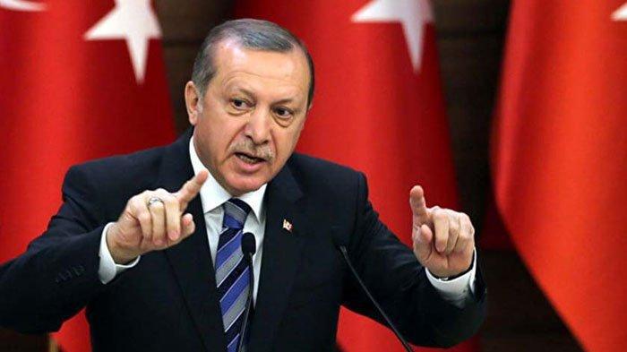 Joe Biden Jual Senjata ke Israel, Erdogan: Palestina Banjir Darah, Ratusan Ribu Orang Mati Syahid