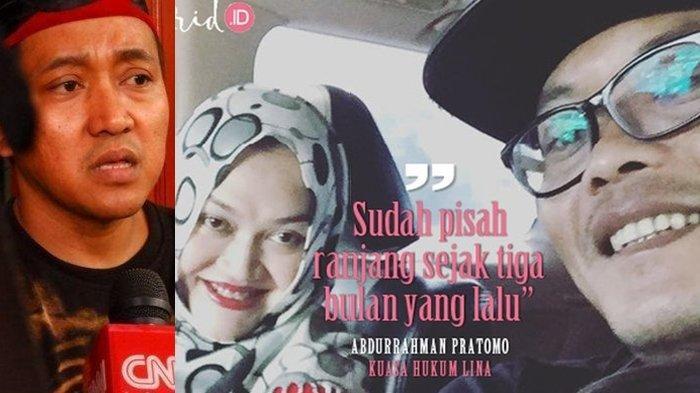 Teddy Bongkar Penyebab Lina dan Sule Bercerai: Lina Langsung Gugat Cerai Sule Karena Alami KDRT