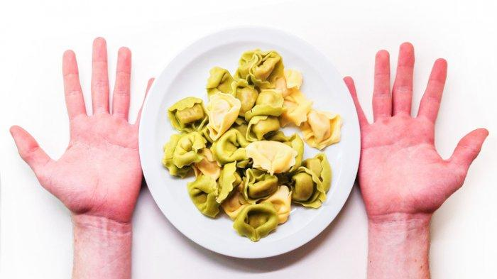 TES KEPRIBADIAN Telapak Tangan Bisa Ungkap Berapa Porsi Ideal Makanan yang Harus Seseorang Konsumsi