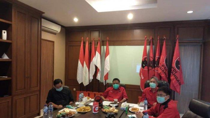 Megawati Cek Peran Kader Eksekutif PDIP Atasi Covid-19, Olly Laporkan Langkah Penanganan