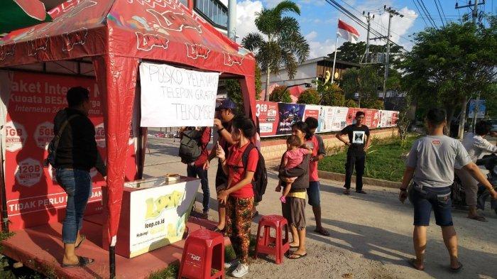 Pasca-Gempa, Telkom Berikan Akses Wifi Gratis di Palu dan Sekitarnya