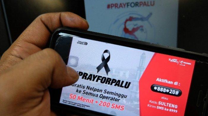 Telkomsel Gratiskan Telpon dan SMS, Prioritaskan Tujuh Titik Vital Penanggulangan Bencana
