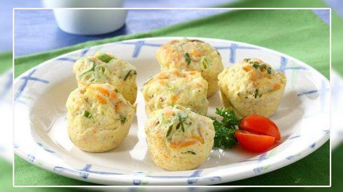 Makanan Enak Dengan Bahan Dasar Telur & Wortel, Mudah Dibuat, Bisa Untuk Makan Siang