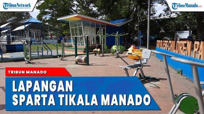 VIDEO Tempat Olahraga dan Rekreasi Murah di Kota Manado