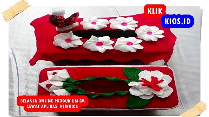 Belanja Yuk! Ada Tempat Tissue Natal di Kios UMKM Sulut