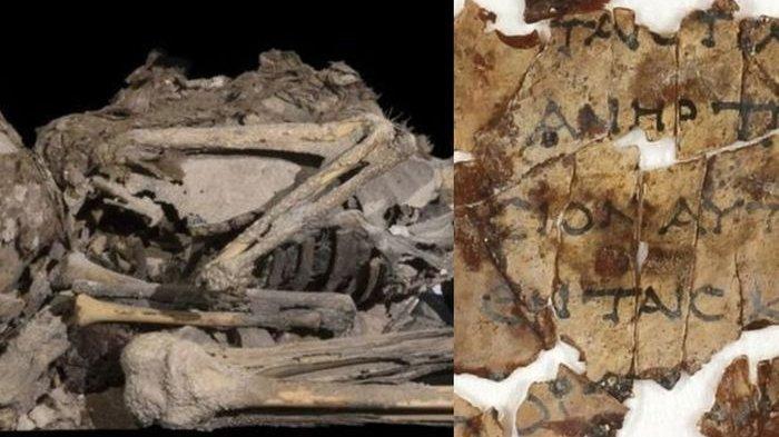 Kisah Penemuan Naskah Berusia 2.000 Tahun Berisi Ayat Alkitab di Israel