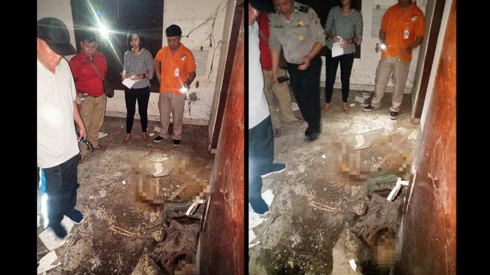 Temukan Kerangka Manusia, 2 Cleaning Service Pertamina di Kleak Sario Berlarian Keluar