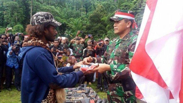 Eks Anggota KKB Papua Mengaku Hanya Ditipu, Sering Kelaparan dan Selalu Terpecah-pecah di Hutan