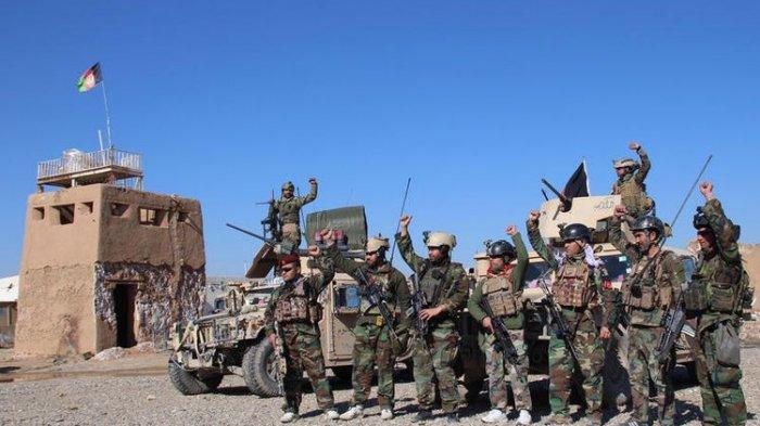 Perdamaian antara Taliban dengan Pemerintah Afghanistan Bakal Terwujud