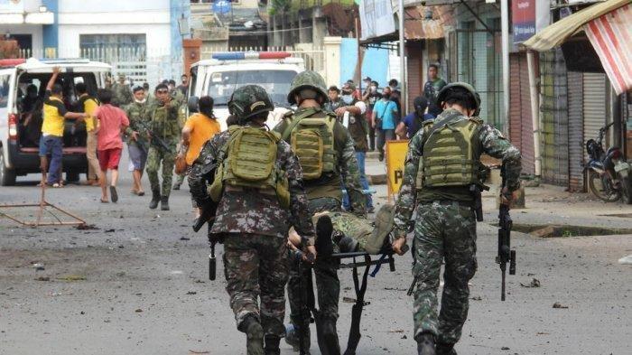 Wanita asal Indonesia Diduga Jadi Pelaku Bom Bunuh Diri di Filipina, 14 Orang Tewas