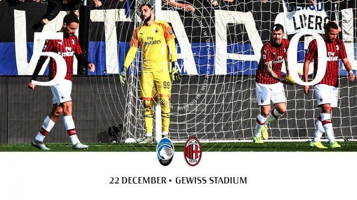 Terakhir Kali AC Milan Kalah 0-5, Film Tentang Kiamat Dirilis