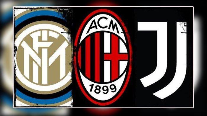 Jadwal Liga Italia dan Prediksi Pertandingan Pembuka 3 Tim Besar, Inter Milan, AC Milan dan Juventus