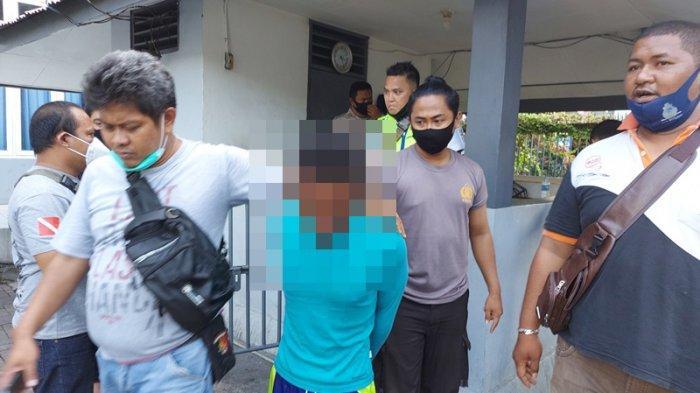 Kasus Penikaman di Pelabuhan PPS Bitung, Terduga Tersangka Akui Perbuatannya