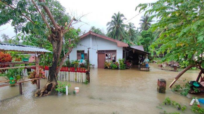 Curah Hujan Tinggi Pekan Ini, Iskandar Kamaru: Minta Warga di Wilayah Rawan Banjir Waspada