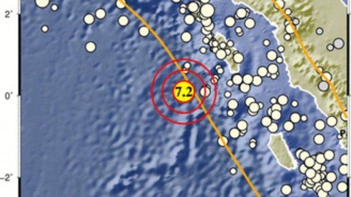 Apa Itu Zona Outer Rise? Sumber Gempa yang Mengguncang Wilayah Nias Barat 6,7 SR, Memicu Tsunami?