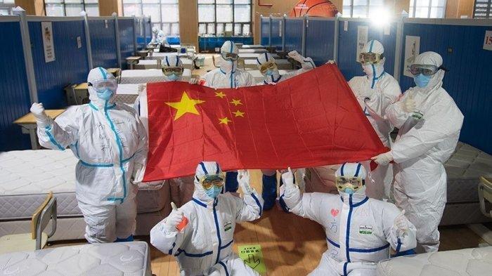 'Teror'Covid-19 diWuhan China Belum Berakhir,Pasien yang Sembuh Kembali Positif