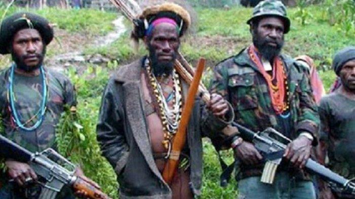 Fakta Teroris Terinus Enumbi, Pimpinan KKB di Papua. Dulu Tobat Kembali ke NKRI tapi Membelot Lagi