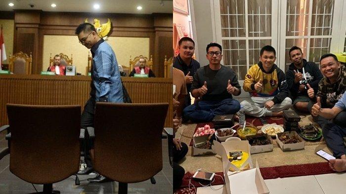 Mantan Anggota Komisi XI DPR RI Asal Bolmong Aditya Moha Bebas, Warga Sambut Antusias