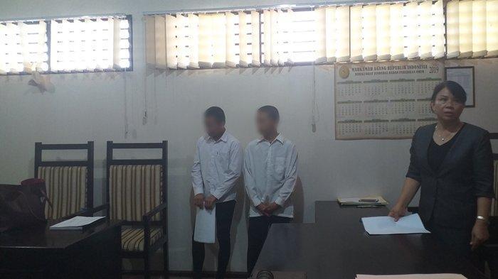 2 Siswa Pembunuh Guru SMK Ichthus, Menyesal dan Mengaku Salah: Kami Minta Maaf Lewat Doa