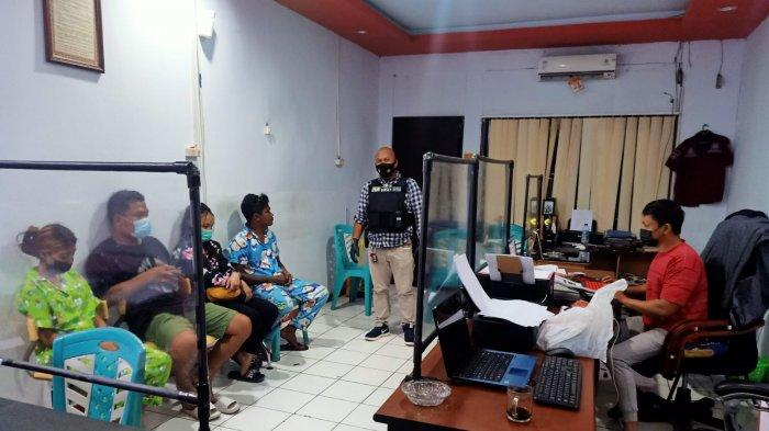 Polres Bitung Amankan Terduga Tersangka Tindak Pidana Asusila