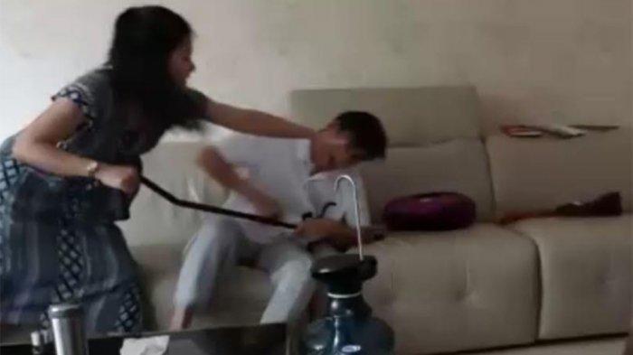 Terungkap Sosok Wanita yang Aniaya Suami Stroke Sampai Terluka, Videonya Viral di Media Sosial