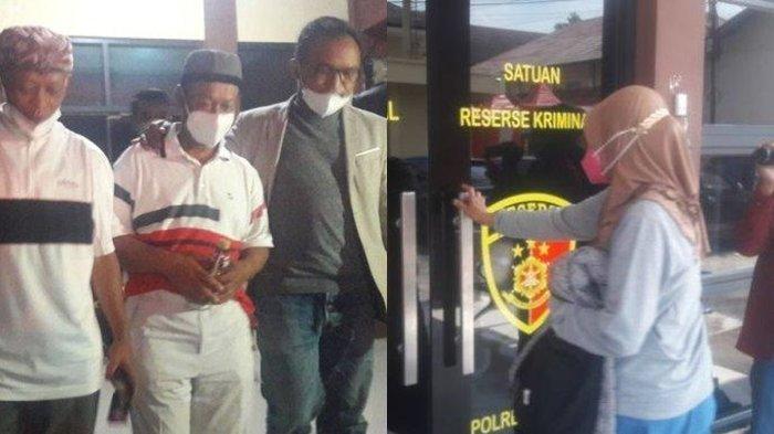 Tes Kebohongan Terduga Pelaku/Saksi Pembunuhan Ibu dan Anak di Subang. Yosef dan istrinya.