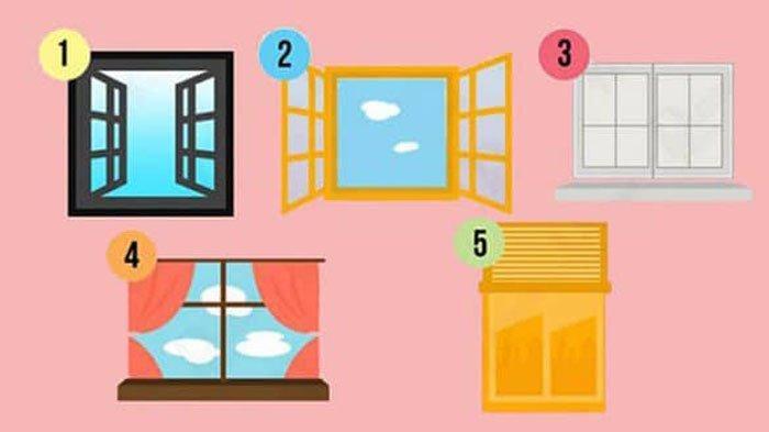 Lihat 5 Gambar Jendela Ini, Pilih dan Lihat Artinya, Bisa Ungkap Kepribadian Sesuai Pilihan