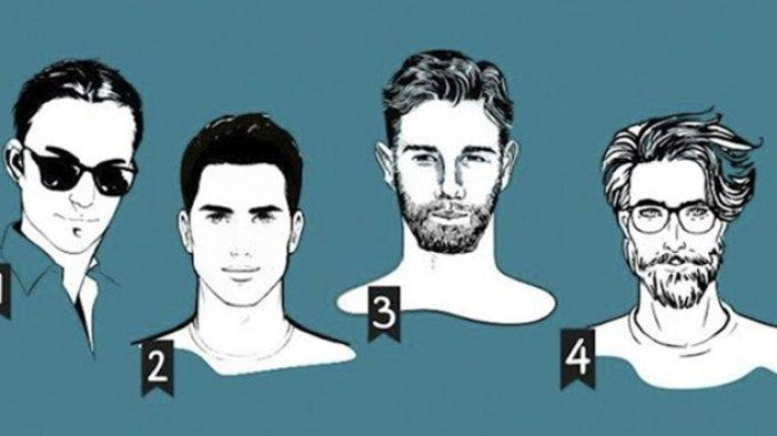 Tes Kepribadian : Pilih Salah Satu Gambar Pria Idamanmu, Bisa Ungkap Karakter Jodohmu