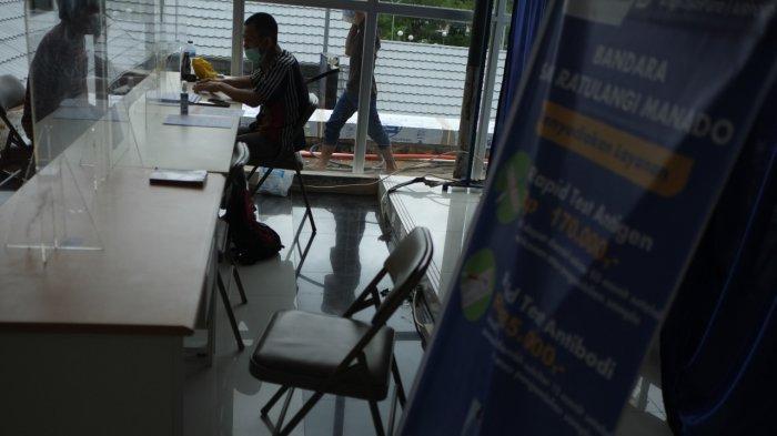 Begini Tanggapan Polda Sulut, Soal Penurunan Harga Tes PCR yang Ditetapkan Presiden Jokowi