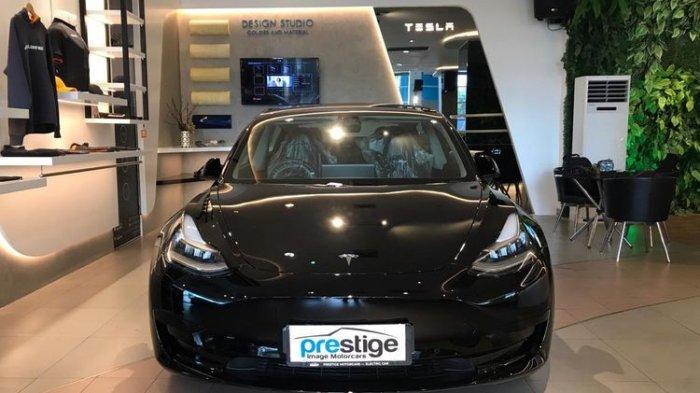 Tesla Model 3 Facelift Didatangkan Prestige Motorcars, Ada Pembaruan Interior dan Eksterior