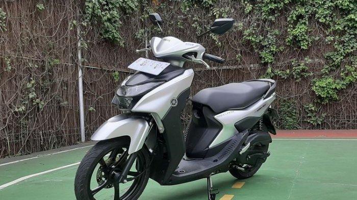 Test Ride Yamaha Gear 125, Bobot Motor Ringan, Bisa untuk Tinggi Badan di Bawah 160 Cm