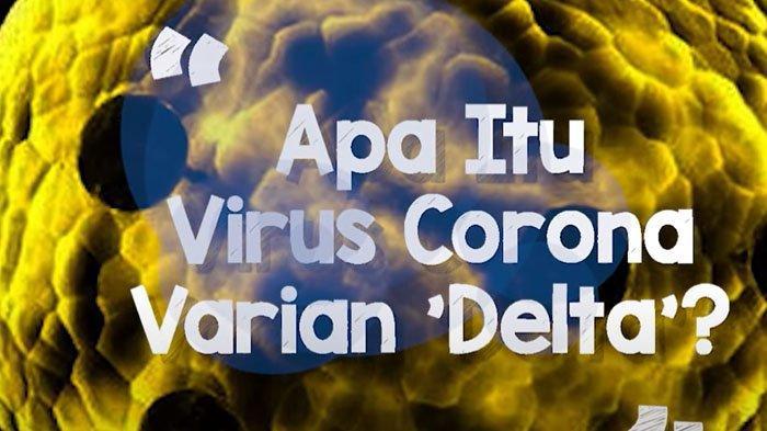 Kabar terbaru penanganan covid 19 di Indonesia. Tetap waspada sudah masuk virus corona varian delta.