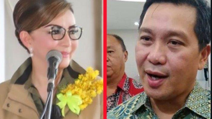 Rayuan Steven Kandouw ke Yasti dan Tatong, Janji Tetty Paruntu ke Warga Minahasa