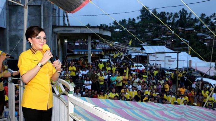 Tetty Paruntu: Golkar Sulut Fokus Kerja Keras Jelang Pemilu 17 April