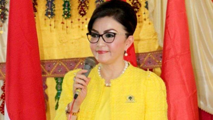 Bupati Minsel Tetty Paruntu Sodori Gubernur Sulut Daftar Jalan di Minsel untuk Dibangun