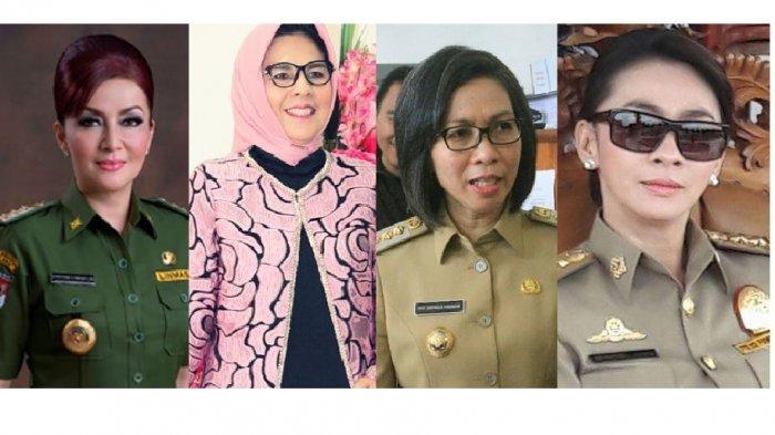 Bupati TalaudSri WahyumiDitangkap KPK, Berikut Tanggapan 3 Kepala Daerah Wanita di Sulut