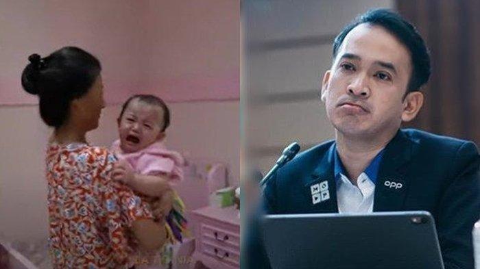 Betrand Peto Nangis-nangis Lihat Thania Putri Onsu Sakit Kena Cacar Air, Ruben Ungkap Kekhawatiran