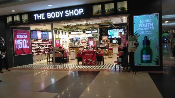 The Body Shop Memberikan Beragam Diskon Penawaran Spesial Merdeka Sale