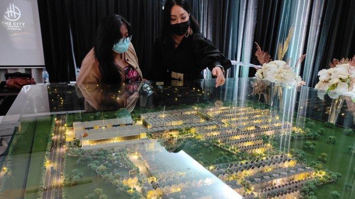 Founder and Owner The City Manado, Sukses Group meluncurkan Perumahan The City Manado di Four Points by Sheraton Manado, Minggu (25/04/2021).