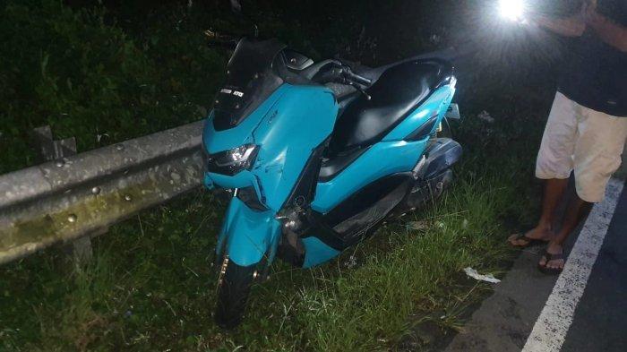 Theofani Sinombor Tewas Akibat Lakalantas di Jalan Trans Sulawesi Perkebunan Desa Lelema
