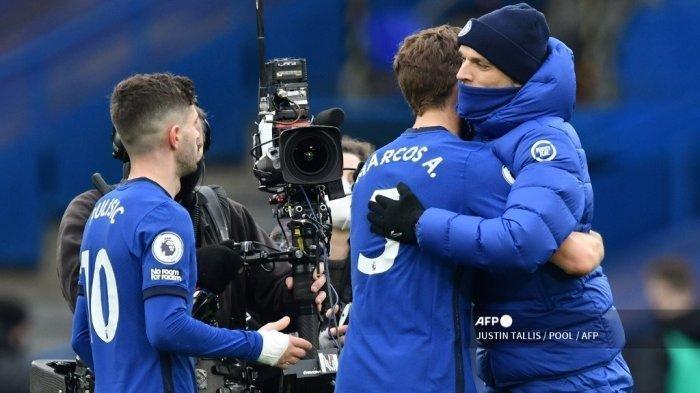 Hasil Liga Inggris - Chelsea Ditahan Imbang Leeds United, Skuad Thomas Tuchel Bawa Pulang 1 Angka