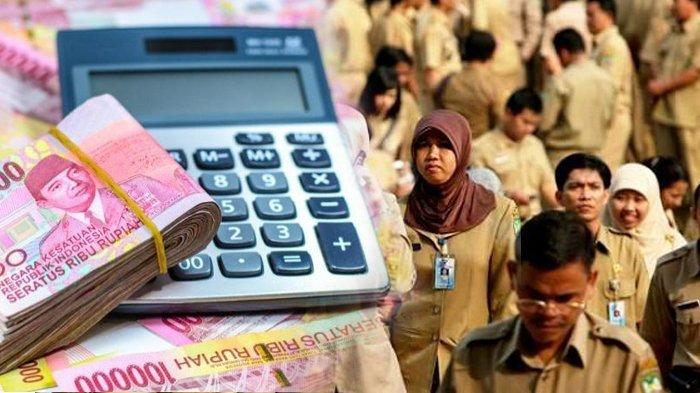 Besaran THR dan Gaji 13 yang Akan Diterima PNS TNI Polri Pensiunan, Simak Jadwal Pencairan