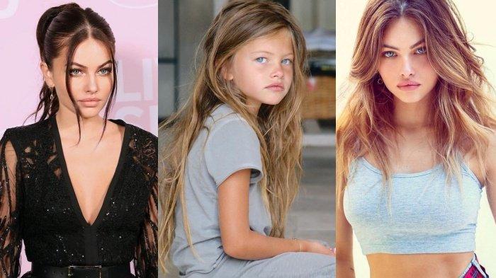Masih Ingat Thylane, Gadis Tercantik di Dunia? Dulu Model Cilik, Kini Sudah Dewasa dan Makin Memukau