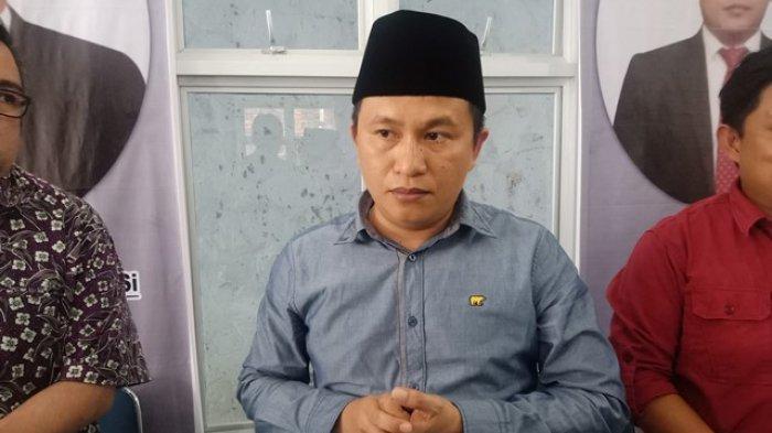 Bawaslu Minahasa Hindari Wartawan Usai Sidang Putusan Felly, Rendy : Tanya Saja yang Memutuskan